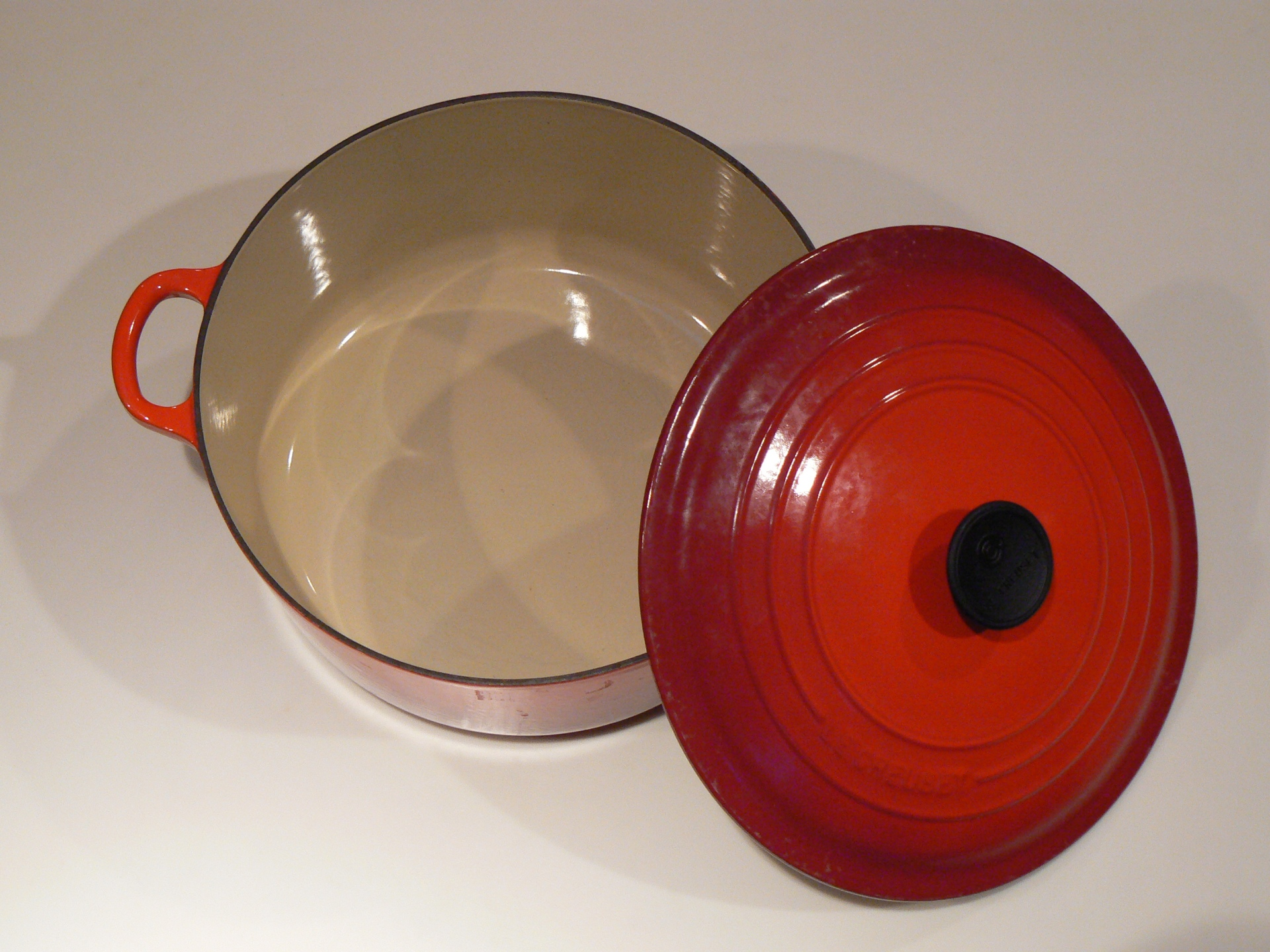 Between the Tines - Gone to Pot - Le Creuset