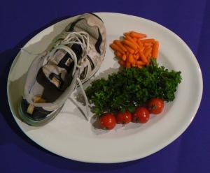 Vegetarian Sneaker