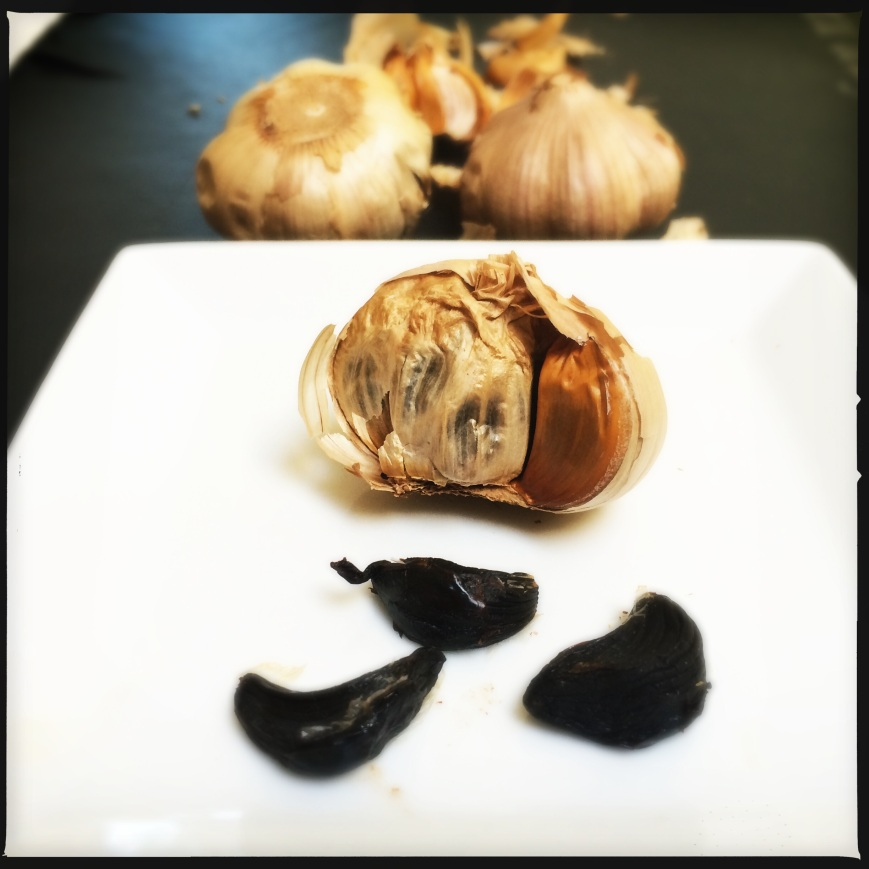 Black Garlic 2