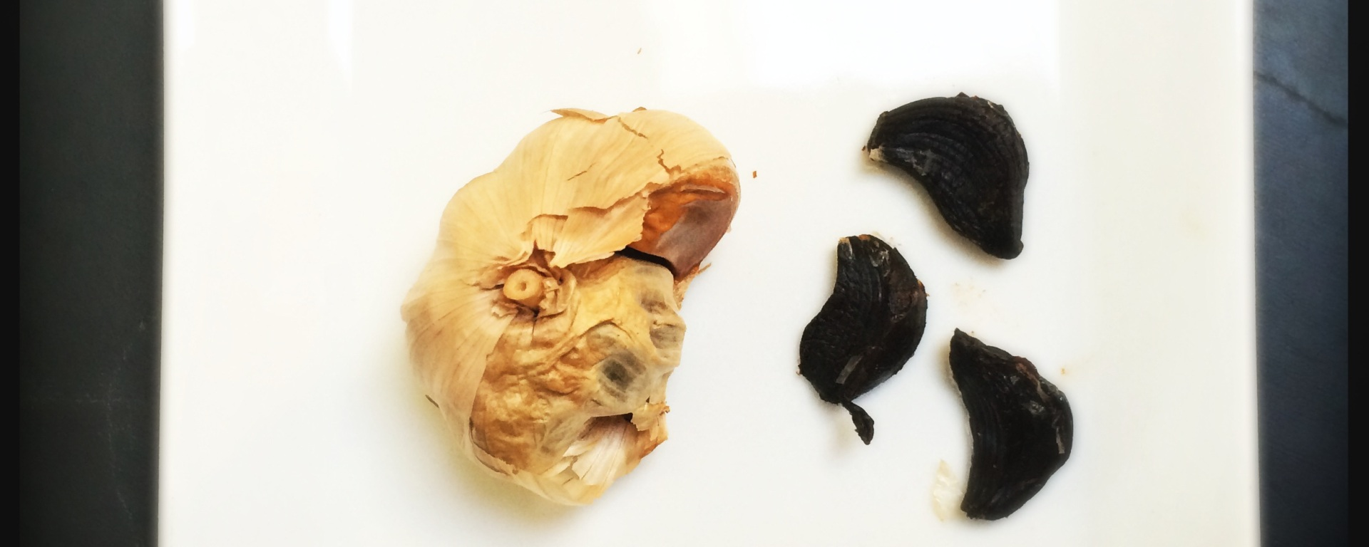 Black Garlic - Between the TInes