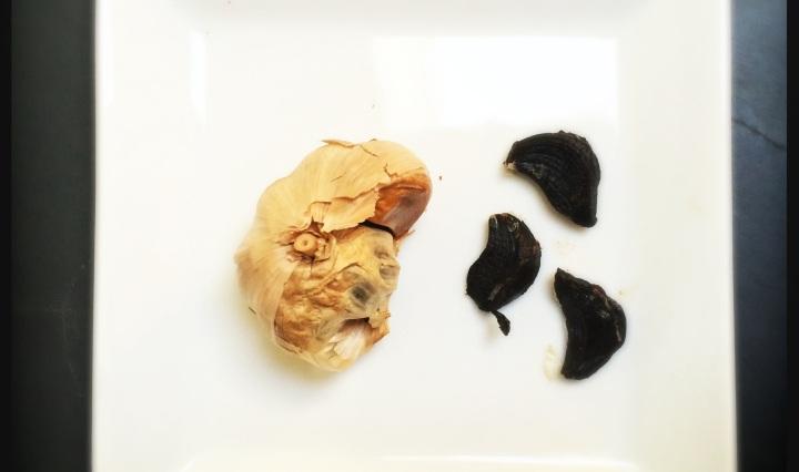 Black Garlic - Between the TInes