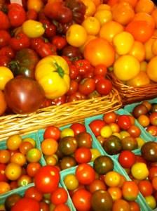 My Beautiful Tomatoes
