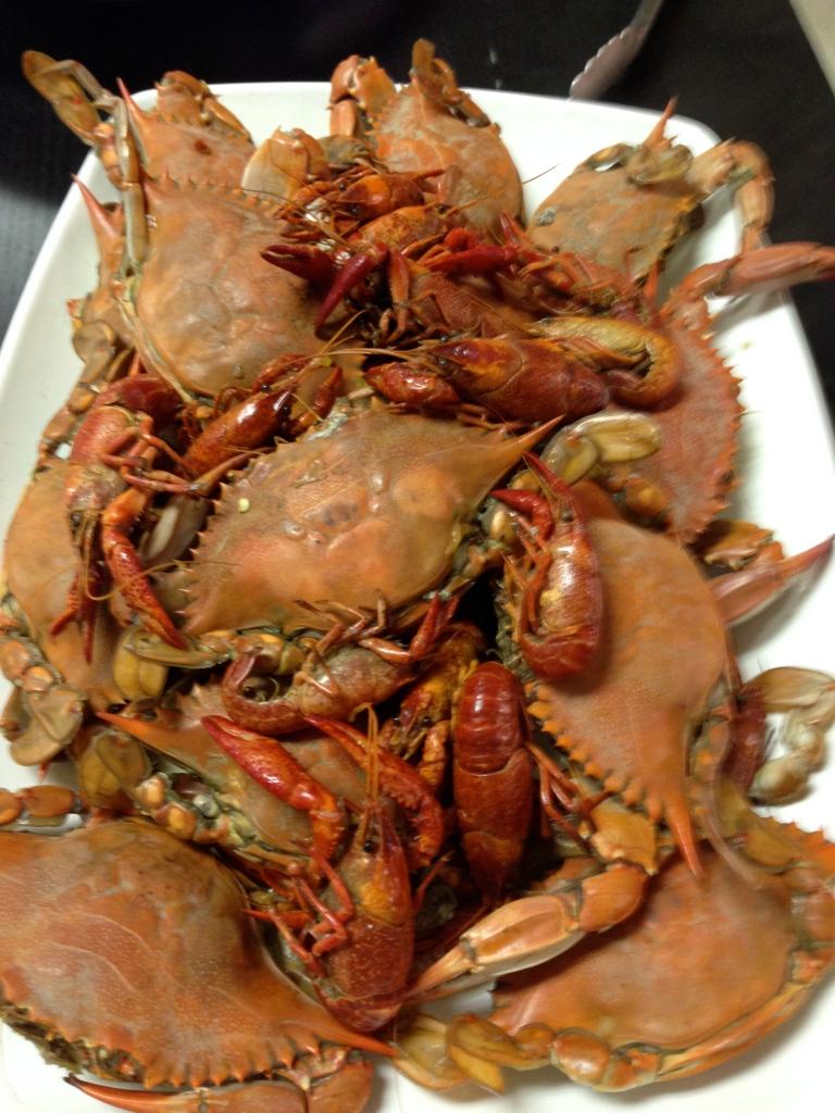 Crab & Crawfish Boil