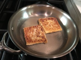 Blintzes and Browning Butter
