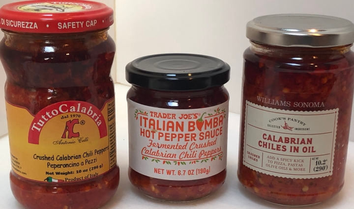 Calabrian Pepper Trio